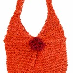 Panier enfant Lily orange