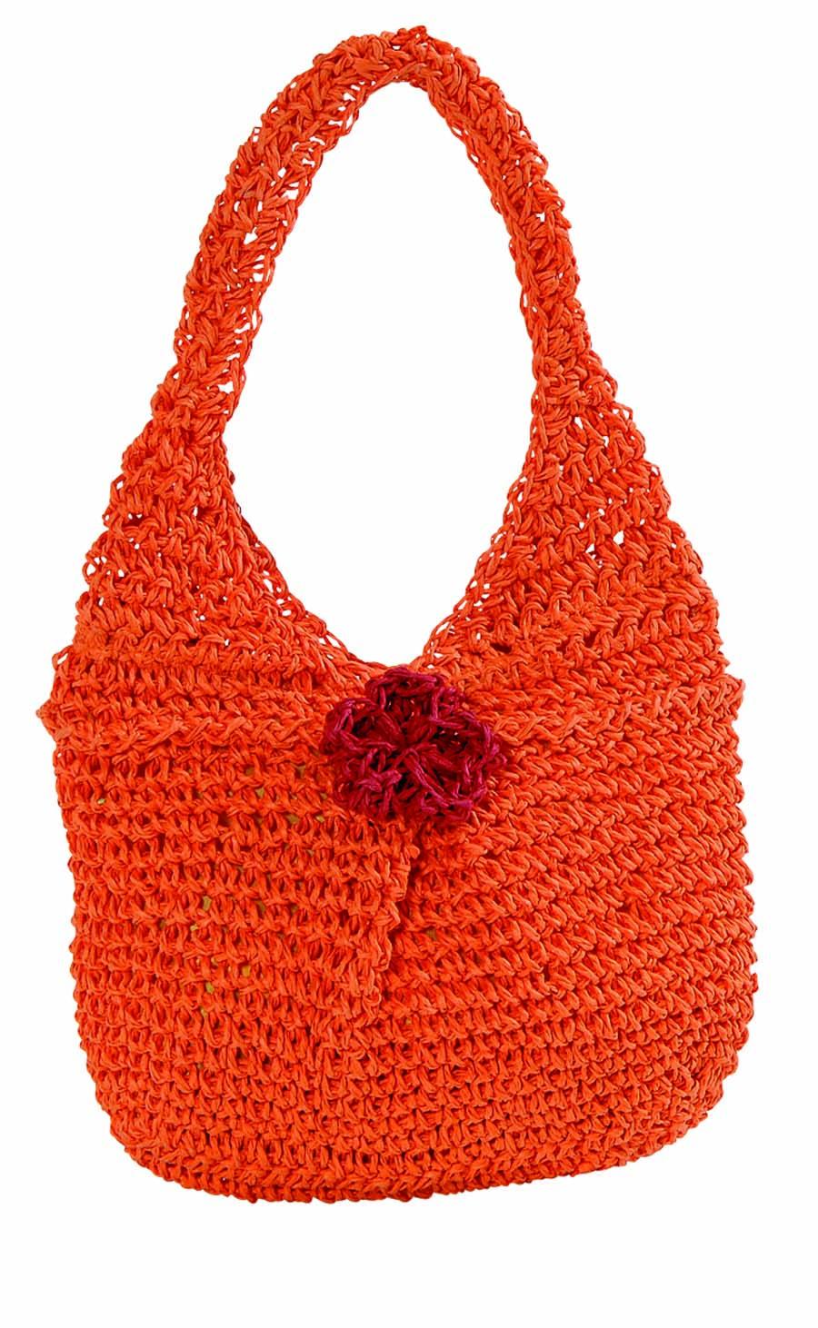 Panier enfant Lily orange - Kausia b9757960de7
