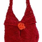 Panier enfant Lily rouge