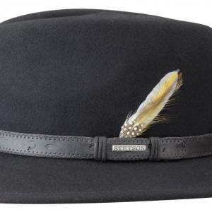 Chapeau malléable Merced Vitafelt Stetson noir