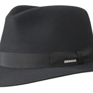Chapeau Borsalino Penn Stetson noir