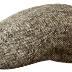 Casquette plate Madison Donegal Stetson tweed