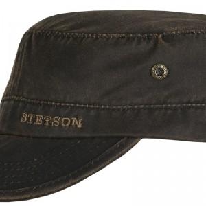 Casquette Army Datto Stetson marron