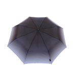 Parapluie pliant femme automatique transformation dégradé de gris