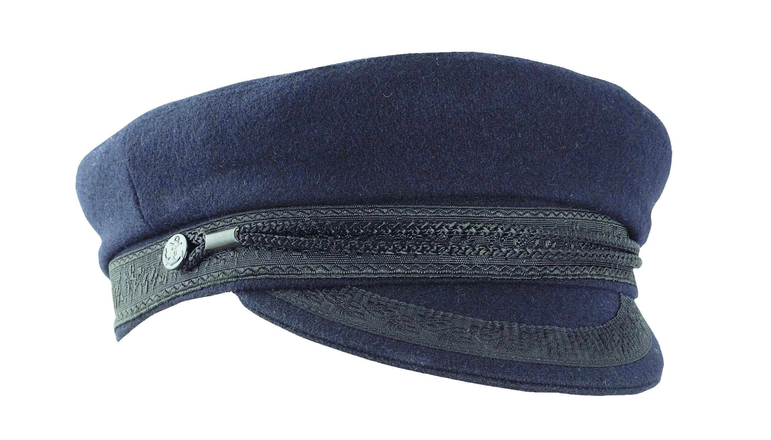 Casquette de marin Camaret tissu imperméable - Kausia f66b468bf5f