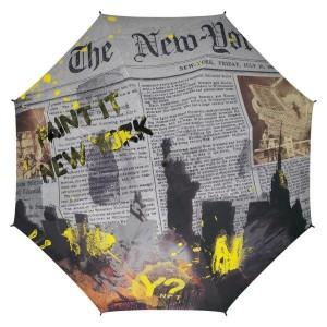 Parapluie pliant femme automatique Skyline Ynot New York