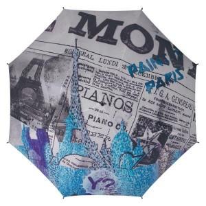 Parapluie pliant femme automatique Skyline Ynot Paris