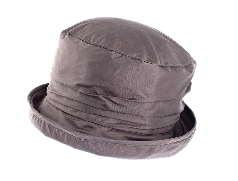 Chapeau de pluie calotte plissée doublé coton gratté - Kausia f2ae5c2d9c7