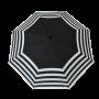 Parapluie droit femme automatique New rayure