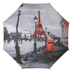 Parapluie droit femme automatique City Ynot Paris