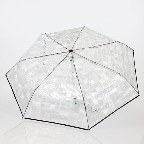 bas prix 88bb1 8b285 Parapluie pliant femme automatique transparent Easymatic Pierre Cardin