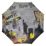 Parapluie droit femme automatique Skyline Ynot New York