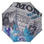 Parapluie droit femme automatique Skyline Ynot Paris