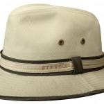 Chapeau malléable Ava Cotton Stetson beige