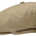 Casquette Brooklin Cotton Stetson beige