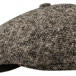 Casquette Brooklin Virgin Wool Stetson noir