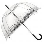 Parapluie cloche femme transparent Paris