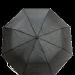 Parapluie pliant homme automatique noir