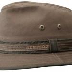 Chapeau Traveller Ava Cotton Stetson marron