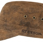 Casquette Army Raymore Stetson marron
