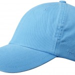 Casquette baseball Rector Stetson bleu clair