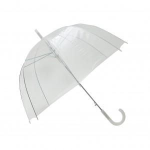 Parapluie cloche femme transparent