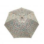 Parapluie pliant gris femme automatique
