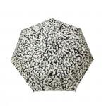 Parapluie pliant noir femme automatique