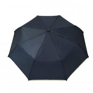 Parapluie pliant femme automatique bleu