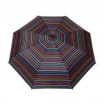 Parapluie pliant multicolore femme automatique