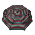 Parapluie pliant multicolore rouge femme automatique