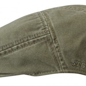Casquette plate Paradise Stetson olive