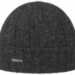Bonnet en tricot Wisconsin Donegal Stetson anthracite