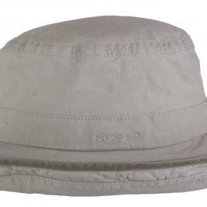 Chapeau Ladies Sun Hat Delave Organic Cotton Stetson beige