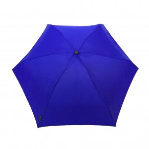 Parapluie pliant ultra-léger bleu automatique