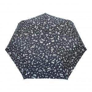Parapluie pliant femme automatique Musical