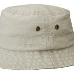 Chapeau Bob Roscoe Delave Organic Cotton Stetson beige