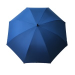 Parapluie droit golf homme automatique bleu