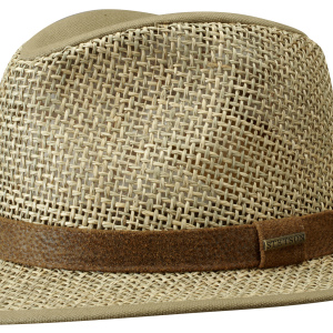 Chapeau Traveller Medfield Seagrass Stetson