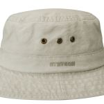 Chapeau Bob Reston Delave Organic Cotton Stetson beige