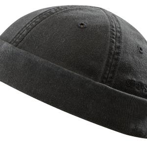 Bonnet Docker Ocala Cotton Stetson noir