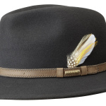 Chapeau malléable Rocklin Vitafelt Stetson noir