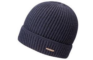 Bonnet en tricot Parkman Stetson bleu