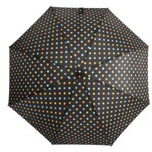 Parapluie droit femme automatique jaune