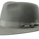 Chapeau Penn Bogart Stetson gris