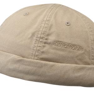 Bonnet Docker Ocala Cotton Stetson beige