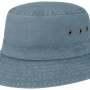 Chapeau Bob Reston Delave Organic Cotton Stetson bleu