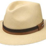 Chapeau Panama Vermaron Traveller Stetson nature