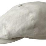 Casquette Gavroche Gilchrist Linen Stetson beige