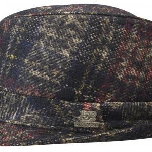 Chapeau trilby Teton Virgin Wool Stetson noir